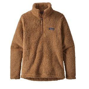 Patagonia 🍂Los gatos sweater 1/4 zip size Large